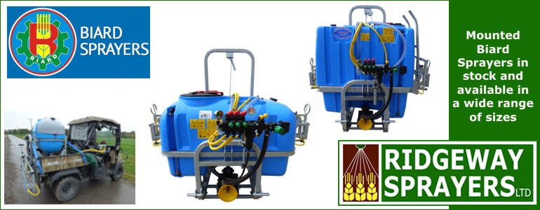Biard Sprayers